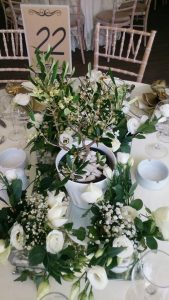 wedding planners greece decoration