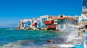 Mykonos weddings - wedding planners for Greek Islands