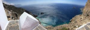 Destination weddings greek island Amorgos
