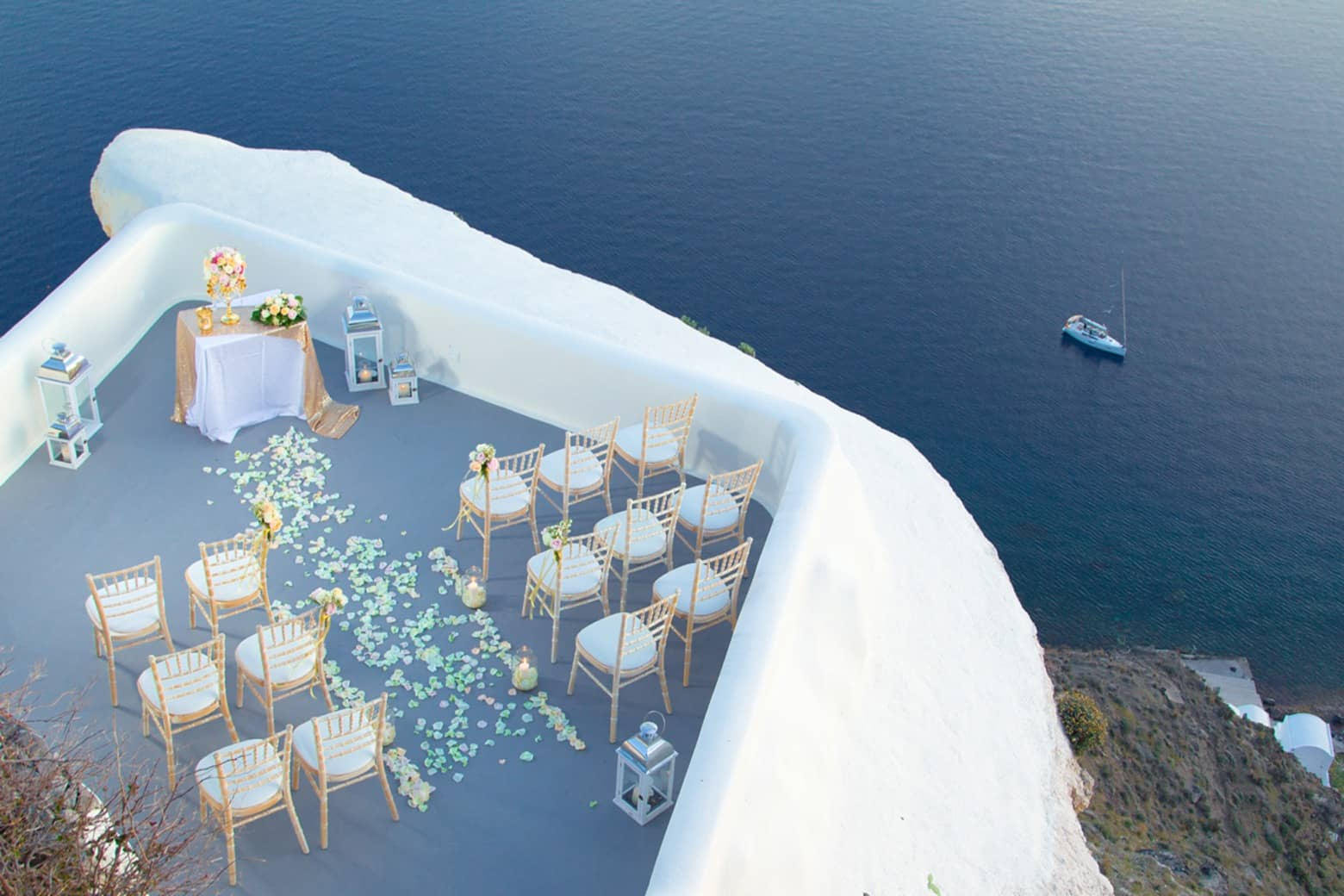 destination wedding greece